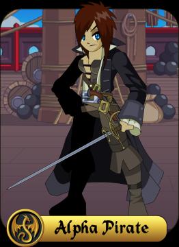 Alpha Pirate Design