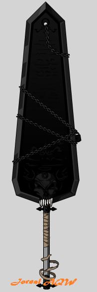 nova espada da veneeria