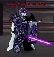 Chaonslaught Warrior