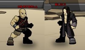 Meatball e Blixx