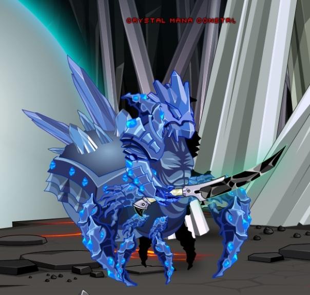 Crystal Mana Construct