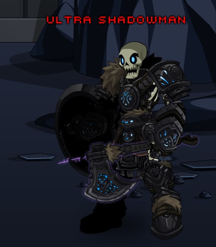 Ultra Shadowman