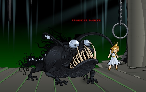 Princess Angler