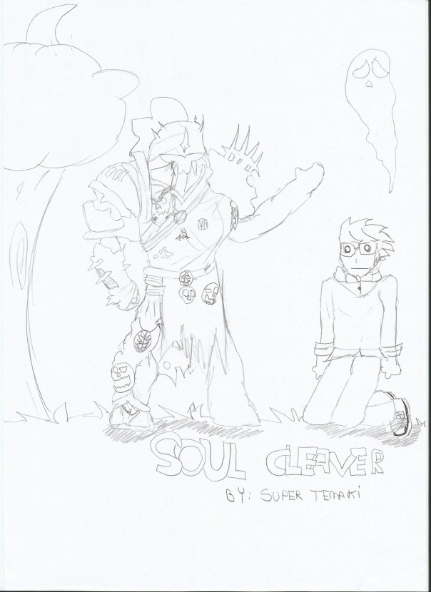 Soul cleaver  by super temaki