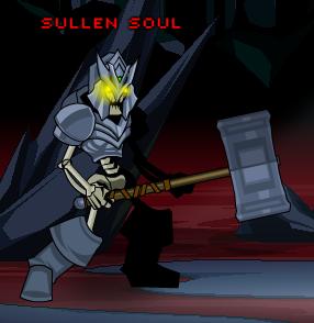 Sullen soul