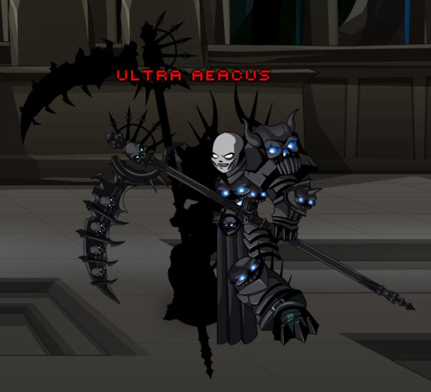 Ultra aeacus