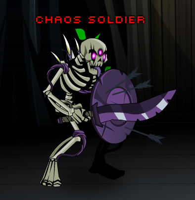 chaos soldier