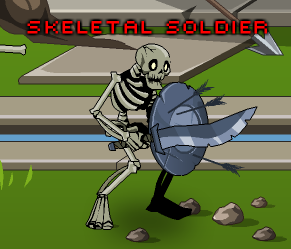 Skeletal Soldier