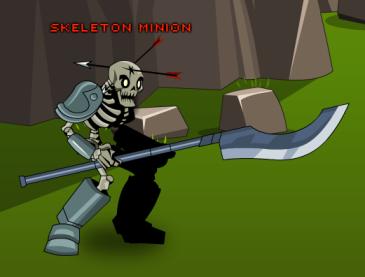 Skeleton Minion