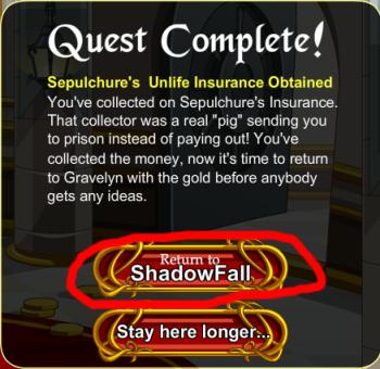 Return to ShadowFall