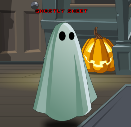 Ghostly Sheet