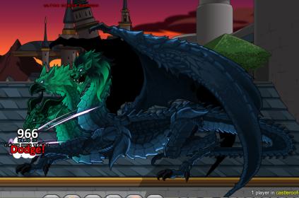 Ultra chaos dragon
